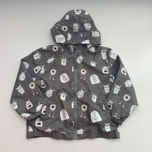 Holly & Beau Color Changing Rain Coat Size 5/6